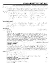 Warrant Officer Resume Examples by 7 Steps To Writing Warrant Officer Resume Help