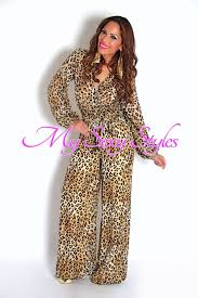cheetah jumpsuit 70 best prints my styles images on bodysuit
