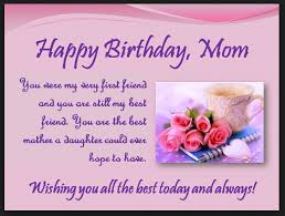 Wishing You A Happy Birthday Quotes Heart Touching 107 Happy Birthday Mom Quotes From Daughter Son