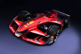 ferrari f1 concept design sketch render car sketch pinterest