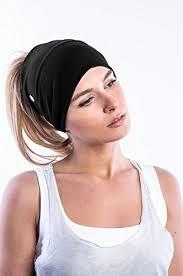headband ponytail multipurpose headbands for women by loviani workout headbands