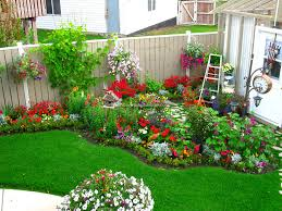 Landscape Ideas For Backyard by From Tootsie Time I Love The Backyard Flower Garden Red Garden