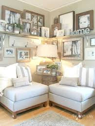 Living Room Corner Decor Tips For Small Space Living Arrangements Small Spaces Cozy And
