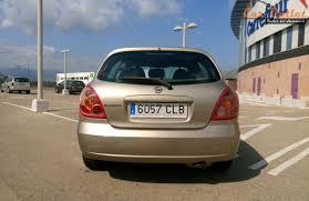 nissan almera second hand car outlet nissan almera 2003 ondara