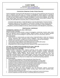 Security Officer Resume Template Sample Security Officer Resume Security Guard Resume Samples