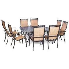 Agio Patio Set Agio Patio Furniture Outdoors The Home Depot
