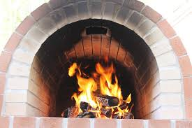 Fire Pit Pizza - belforno pizza oven landscape traditional with fire pit