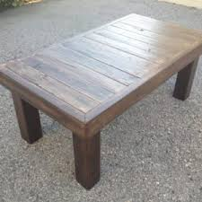 101 simple free diy coffee table plans for diy wood coffee table