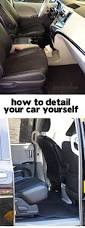 Cloth Car Seat Cleaner Best 20 Car Upholstery Cleaner Ideas On Pinterest Clean Car