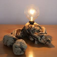 home dzine craft ideas unique ways to craft wood ls and lights