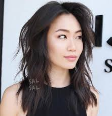 even hair cuts vs textured hair cuts 30 modern asian girls hairstyles for 2018