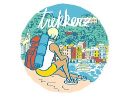 World Travel Guide images Logo illustration for world travel guide by luz diaz dribbble jpg