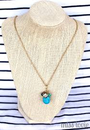 make necklace pendant images Diy turquoise pendant necklace jpg