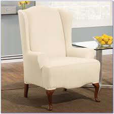 slipcovers for wingback chairs jcpenney chairs home design
