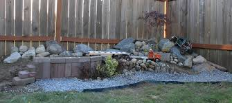 my backyard rockgarden scale course rccrawler