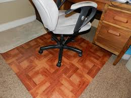 Flexible Laminate Flooring Flexible Adjustable Computer Chair Mat