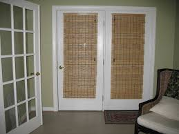Drapes Over French Doors - patio doors blinds