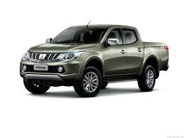 mitsubishi triton all new model open for booking u2013 drive safe and fast
