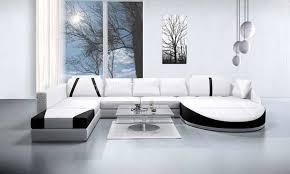 canapé panoramique en cuir canapé panoramique vente canape moderne alaba lecoindesign