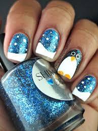 best 25 nail designs for christmas ideas on pinterest nail art