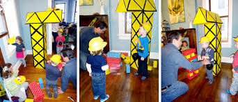 construction birthday party ethan s big rig construction birthday party