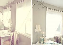 Tree Curtain How To Make Beautiful Curtain Rods Out Of Tree Branches
