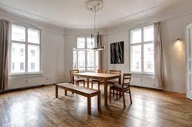 Esszimmer Berlin Friedrichshain Elegante Altbauwohnung Mit Balkon Im Bergmannkiez