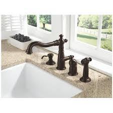 Venetian Bronze Kitchen Faucet Delta 155 Rb Dst Victorian Single Handle Kitchen Faucet In
