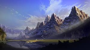 averus geography the mountains aethier medieval based high