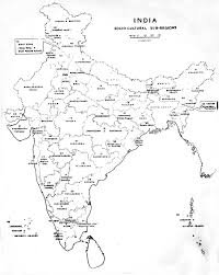 India Political Map by Defined India U0027s Cultural Fault Lines Rediff Com India News