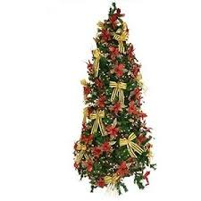costco 2 3 m 7 5 ft artificial pre lit tree w