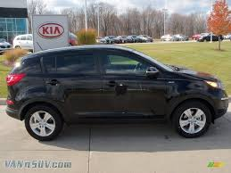 2012 kia sportage lx awd in black cherry photo 3 222388