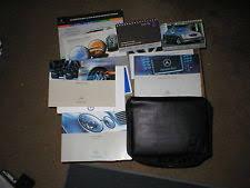 mercedes e350 owners manual mercedes owners manual ebay
