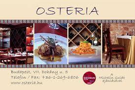 osteria italian restaurant website design logo design menu