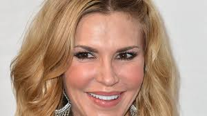 brandi glanville hair extensions real housewives of beverly hills brandi glanville on her book