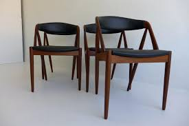 set of 4 dining chairs ebay upholstered gumtree ikea chair