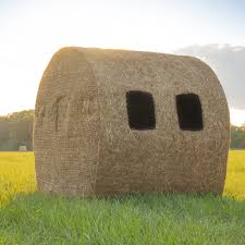 sportsman hd hay bale blind redneck blinds sportsman hd hay bale blind