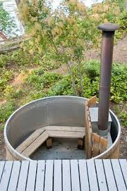 Wood Fired Bathtub Nighttime Hikes Often End At The The U201ccowboy U201d Tub Where Smith