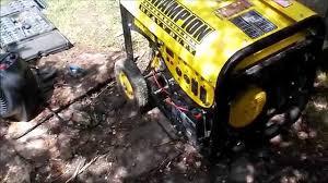champion generator repair youtube