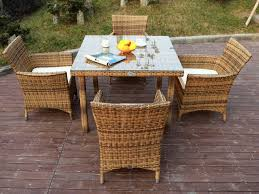 Right Chairs And Table Furniture Best Garden Furniture Decor With Rectangle Wood Dining