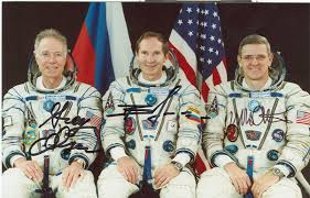 crew signed photos u0026 covers ussr airspace cosmonaut and