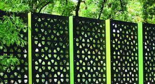 Diy Garden Fence Ideas Metal Privacy Garden Fence House And Garden Pinterest Garden