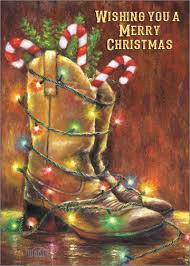 cowboy boots with lights vickie wade western card by