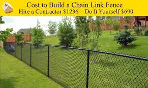 Backyard Fencing Cost - astonishing design cost to build fence ravishing bedroom tasty