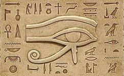 of symbols ancient eye of horus
