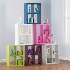 classic playtime 4 cube bookcase walmart com