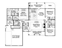 Accessible House Plans Plan 8423jh Handicapped Accessible Southern House Plans