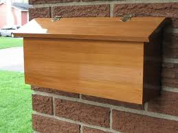Wood Project Ideas Adults by Best 25 Wooden Mailbox Ideas On Pinterest Eclectic Kids