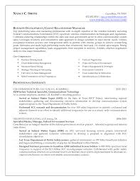 Format Of Federal Government Resume Federal Government Resumes