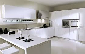 Contemporary Kitchen Decorating Ideas by Kitchen Room Design Enjoyable Rectangle White Laminated Modern
